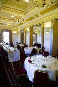 21st Century The Tn Suite As Red Set Out For A Wedding Reception